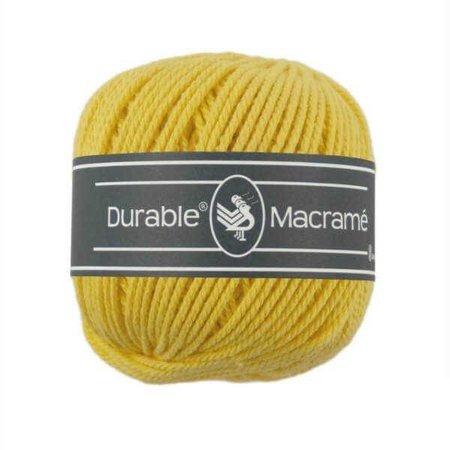 Durable Durable macramé 2180 bright yellow