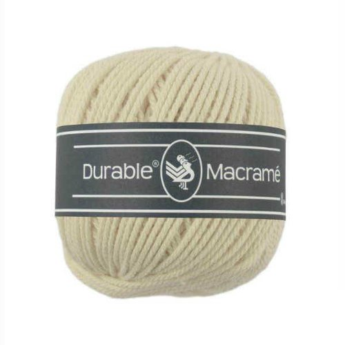 Durable Durable macramé 2172 cream