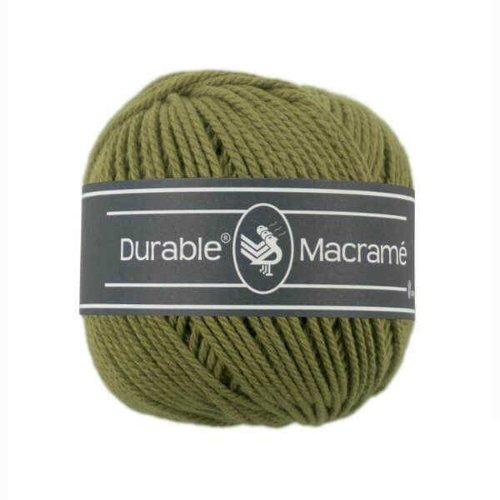 Durable Durable macramé 2168 Khaki