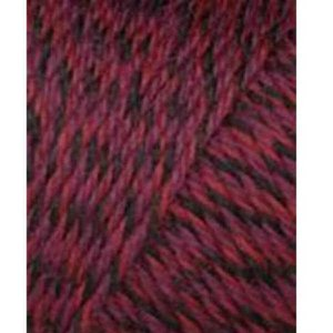 Lang Yarns Jawoll Superwash 56 rood/zwart