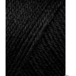 Lang Yarns Jawoll Superwash 4 Zwart