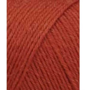 Lang Yarns Jawoll Superwash 275 oranje/bruin