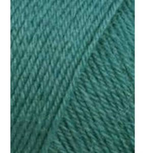 Lang Yarns Jawoll Superwash 188 Zeegroen
