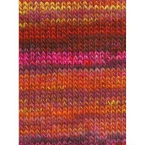 Lang Yarns Lang Yarns Mille Colori Big 60 rood/oranje/pink