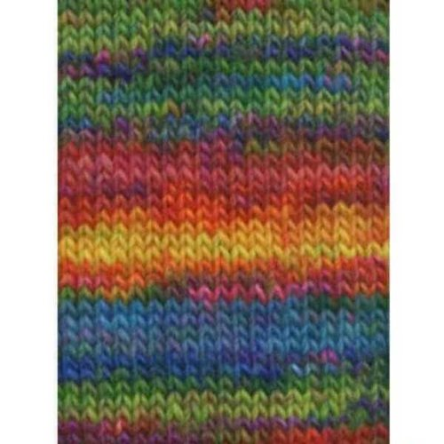 Lang Yarns Lang Yarns Mille Colori Big 53 groen/oranje/rood/geel