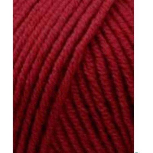 Lang Yarns Lang Yarns Merino 120 86 rood