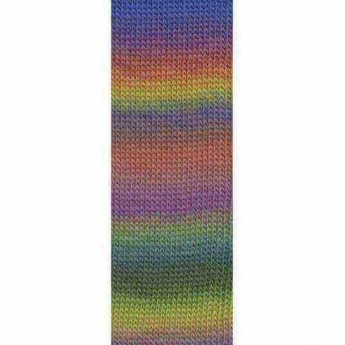 Lang Yarns Lang Yarns Mille Colori Socks Lace 50 regenboog