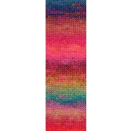 Lang Yarns Lang Yarns Mille Colori Socks Lace Luxe 50 Confetti