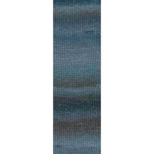 Lang Yarns Lang Yarns Mille Colori Socks Lace Luxe 78 denim