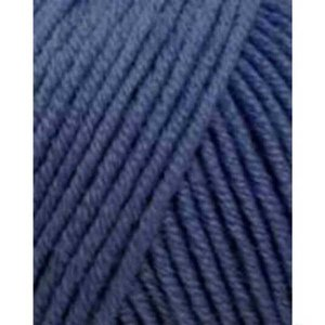 Lang Yarns Merino 120 34 jeans blauw