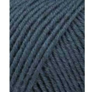 Lang Yarns Merino 120 233 blauw mix