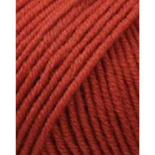 Lang Yarns Lang Yarns Merino 120 211 oranje/rood