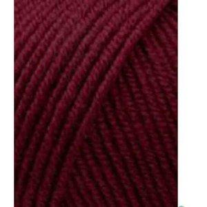 Lang Yarns Merino 120 163 bordeaux rood