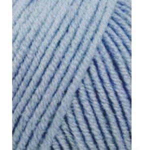 Lang Yarns Merino 120 134 blauw/grijs