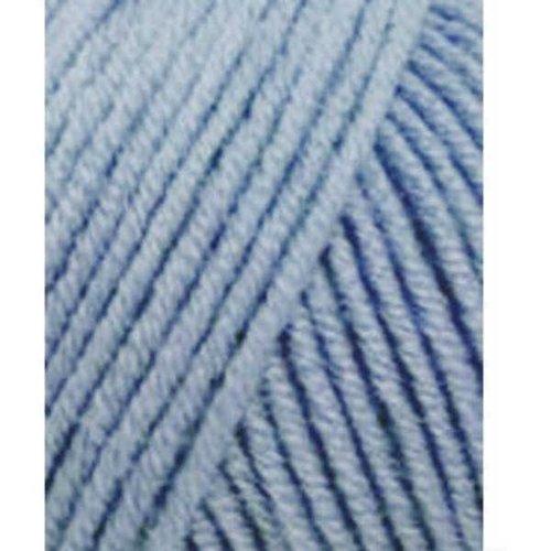 Lang Yarns Lang Yarns Merino 120 134 blauw/grijs
