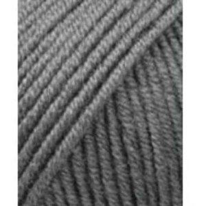 Lang Yarns Merino 120 124 grijs