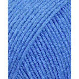 Lang Yarns Merino 120 206 blauw