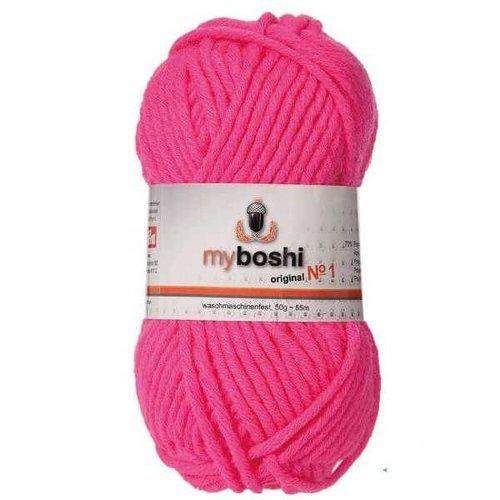 Myboshi Myboshi 182 Neon Roze