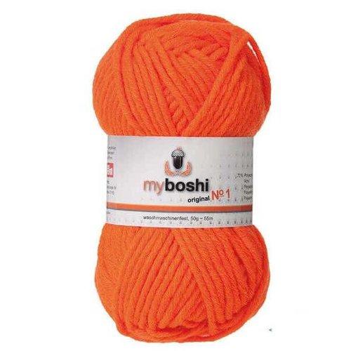 Myboshi Myboshi 181 Neon Oranje