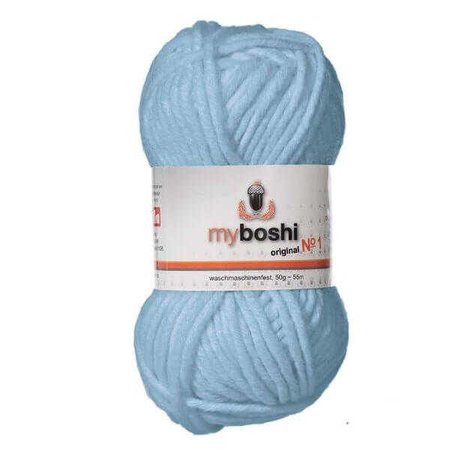 Myboshi Myboshi 156 IJsblauw