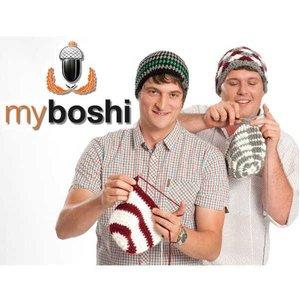 Myboshi 122 Grasgroen