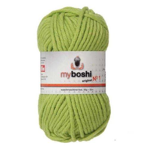 Myboshi Myboshi 121 Limegroen