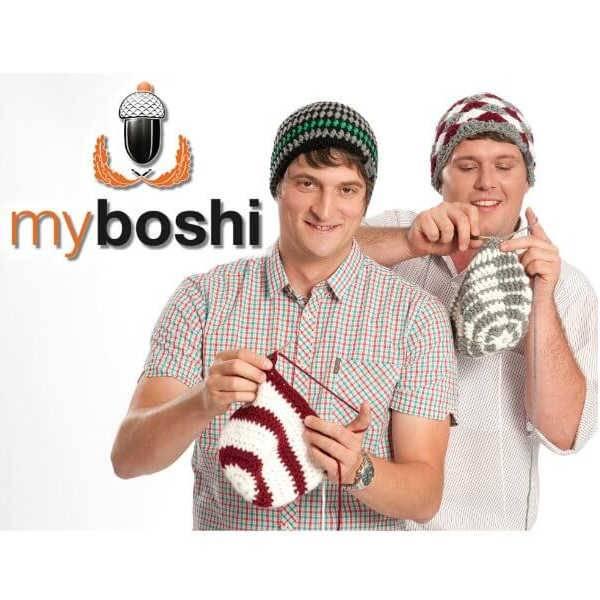Myboshi Myboshi 112 Mosterd