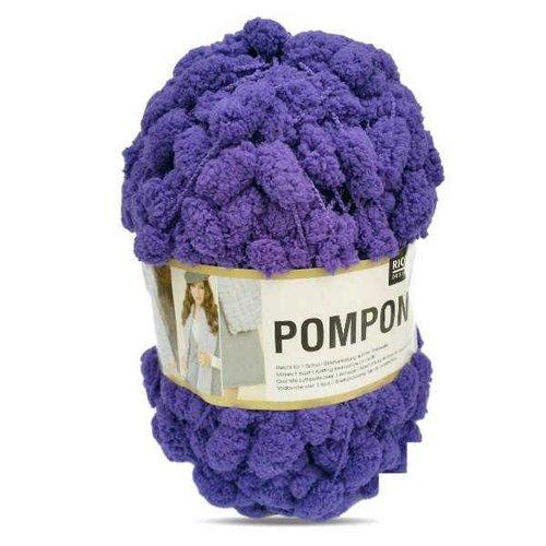 Rico Rico Creative Pompom bol 036 Purple