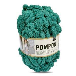 Rico Creative Pompom bol 025 Dark Green