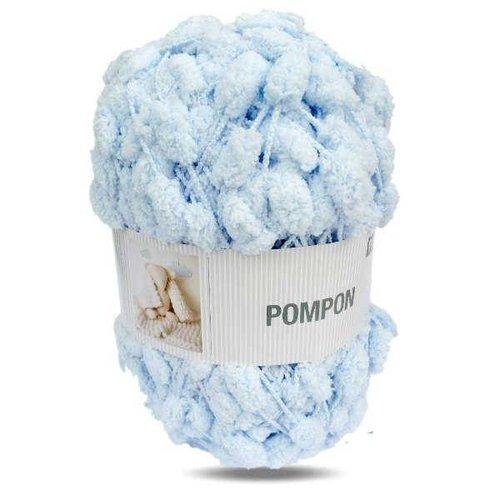 Rico Rico Creative Pompom bol 020 Baby Blue
