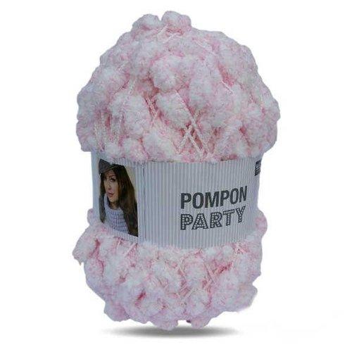 Rico Rico Creative Pompom bol 004 Party Pink