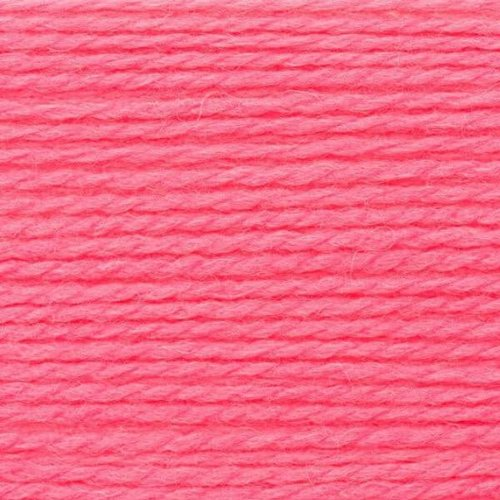 Rico Rico Creative Soft Wool Aran 022 Neon pink