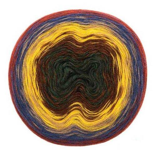 Creative Wool Degradé Super 6 Multi color 008
