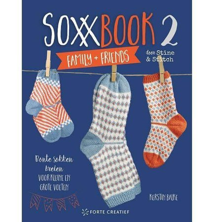 Soxx book 2 family and friends