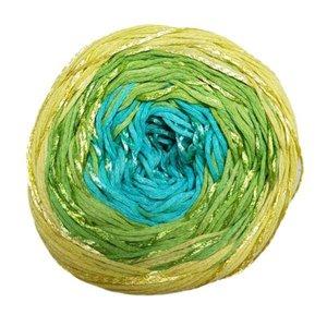 Lang Yarns Bloom 0044 Groen Blauw