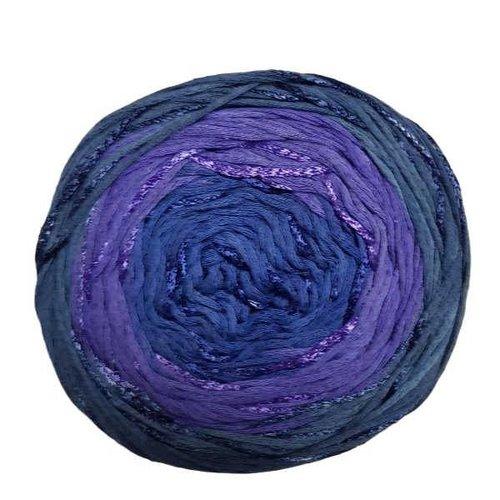 Lang Yarns Lang Yarns Bloom 0010 Donkerblauw Paars