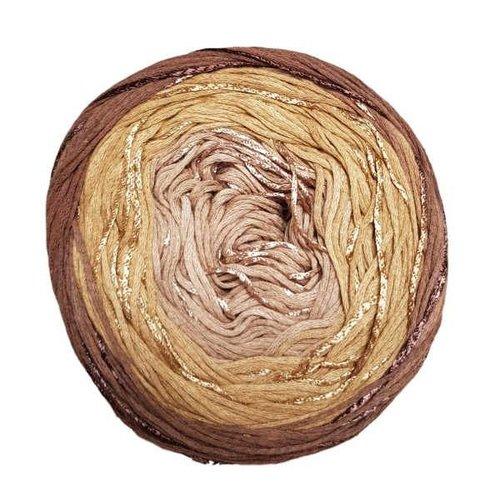 Lang Yarns Lang Yarns Bloom 0068 Koffie Caramel