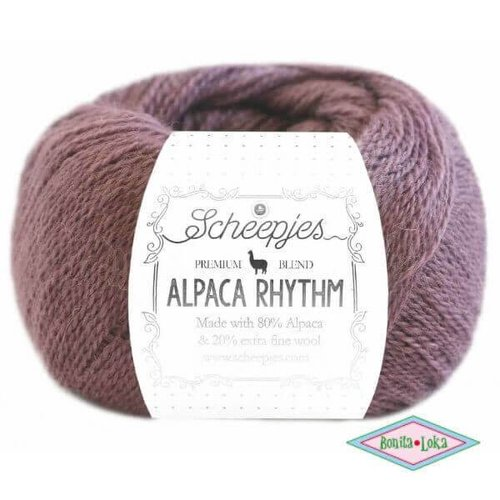 Scheepjes Scheepjes Alpaca Rhythm 651 Quickstep