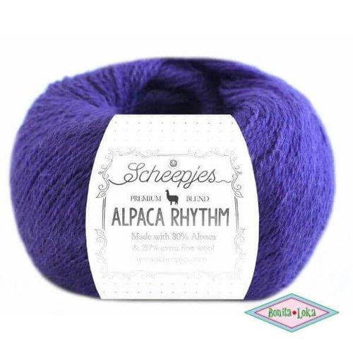 Scheepjes Scheepjes Alpaca Rhythm 660 Calypso