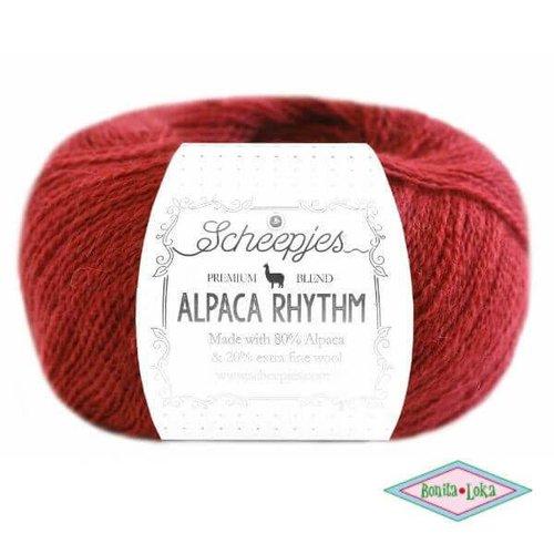 Scheepjes Scheepjes Alpaca Rhythm 663 Tango