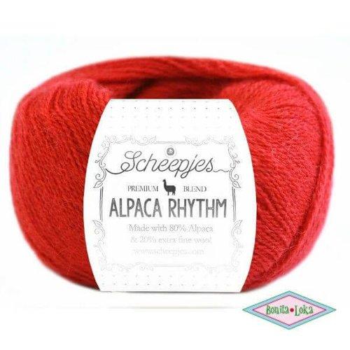 Scheepjes Scheepjes Alpaca Rhythm 664 Flamenco