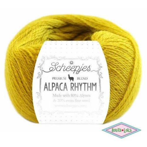 Scheepjes Scheepjes Alpaca Rhythm 668 Disco