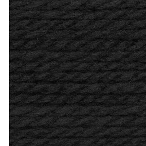 Rico Creative Soft Wool Aran 018 Black