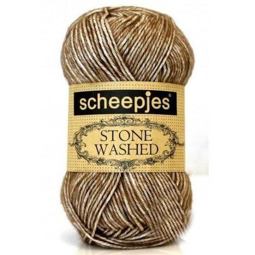Scheepjes Scheepjes Stone Washed  804 Boulder Opal