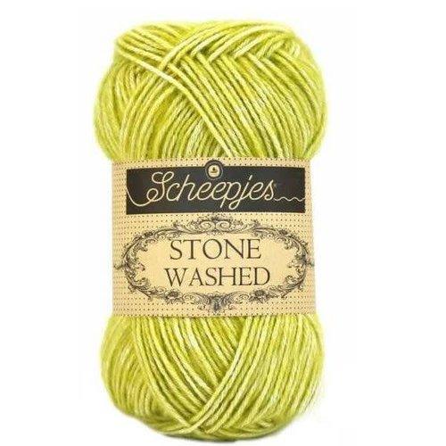 Scheepjes Scheepjes Stone Washed  812 Lemon Quartz
