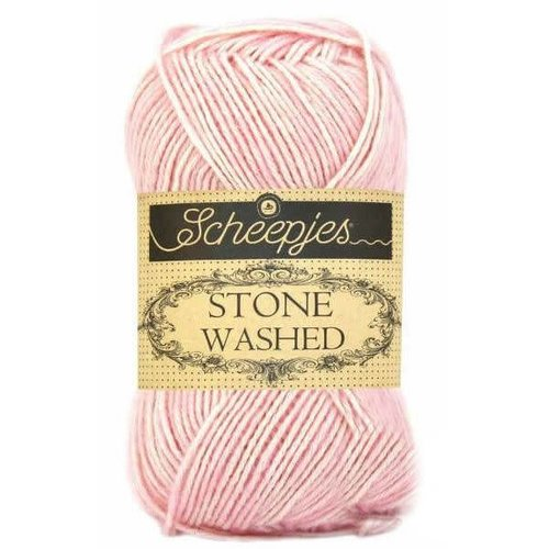 Scheepjes Scheepjes Stone Washed  820 Rose Quartz