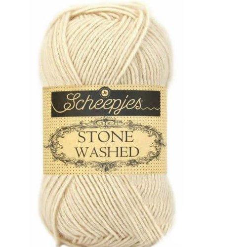 Scheepjes Scheepjes Stone Washed  821 Pink Quarzite