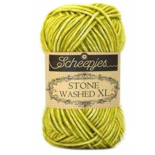 Scheepjes Scheepjes Stone Washed XL 852 Lemon Quartz