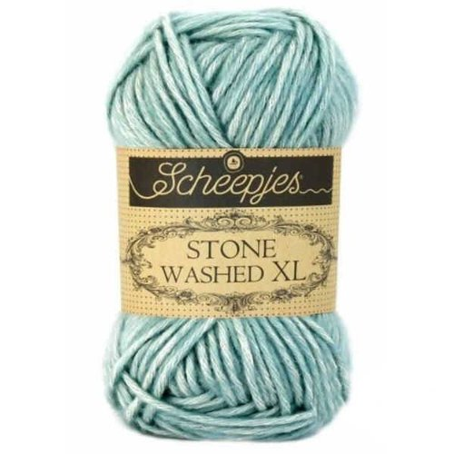 Scheepjes Scheepjes Stone Washed XL 853 Amazonite