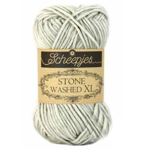 Scheepjes Scheepjes Stone Washed XL 854 Crystal Quartz